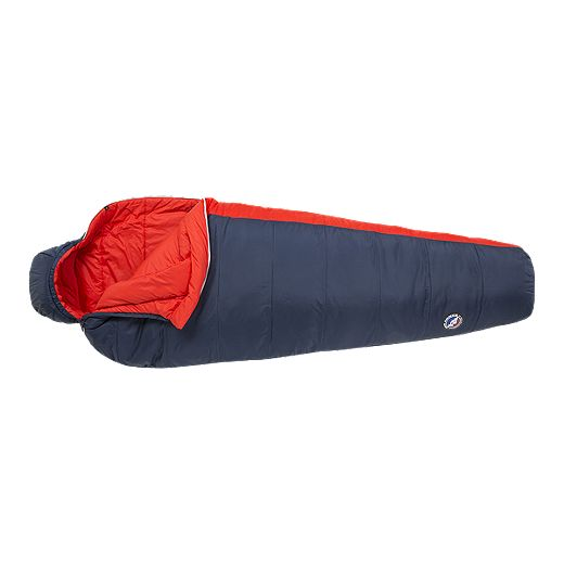 Big Agnes Men's Husted 20°F/-7°C Regular Sleeping Bag
