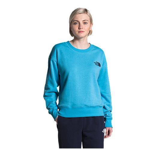 The North Face Women's Parks Slightly Cropped Sweatshirt