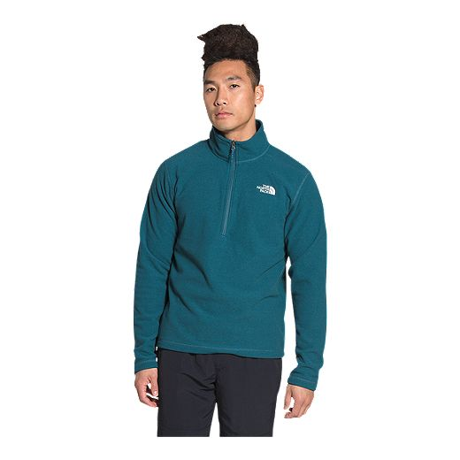 The North Face Men's Textured Cap Rock 1/4 Zip Top