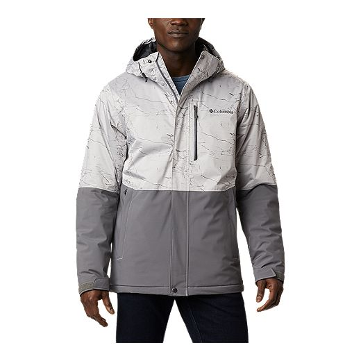 Columbia Men's Winter District Insulated Jacket