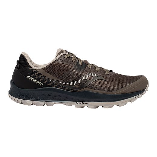 Saucony Men's PWRTRAC Peregrine 11 Running Shoes