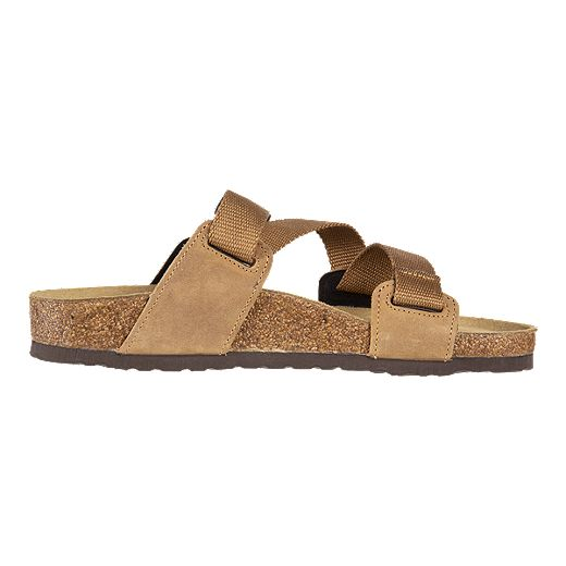 Woods Women's Laas Adjustable Cork Sandals