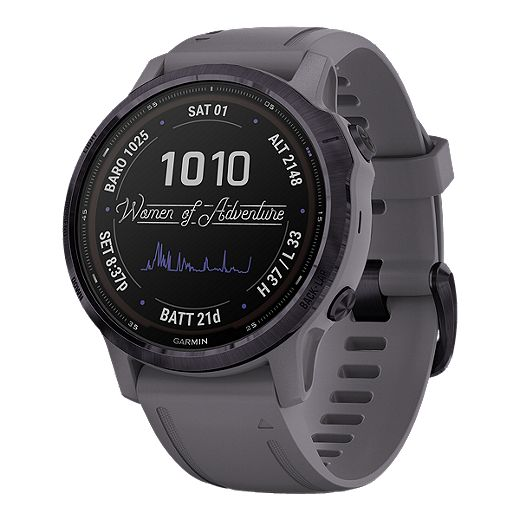 Garmin Fenix 6S Pro Solar Fitness Watch