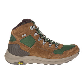 Merrell Men's Ontario 85 Mid Waterproof Hiking Boots