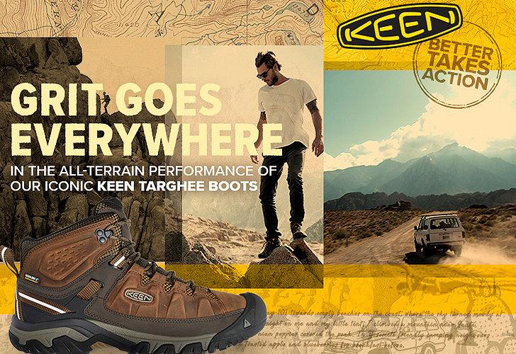 e50152ed828 Shop Keen Hiking Boots