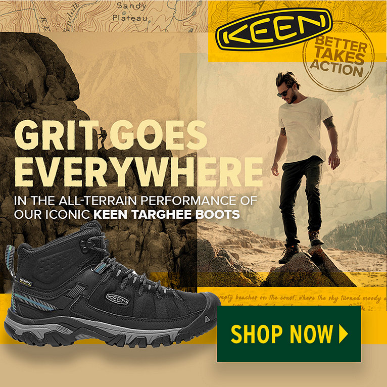 Keen Targhee Hiking Boots