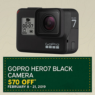 GoPro Hero 7 Black On Sale