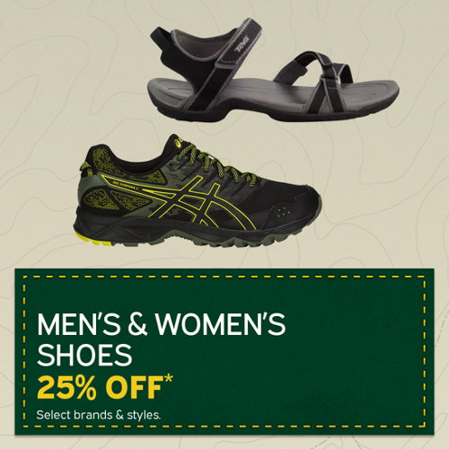 c566410e1a44 Men s   Women s Shoes 25% Off  Select Brands   Styles.